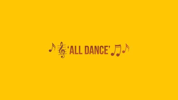 All Dance logo
