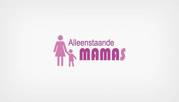 Alleenstaande Mama's logo
