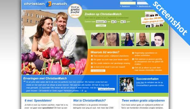 Christian Match screenshot