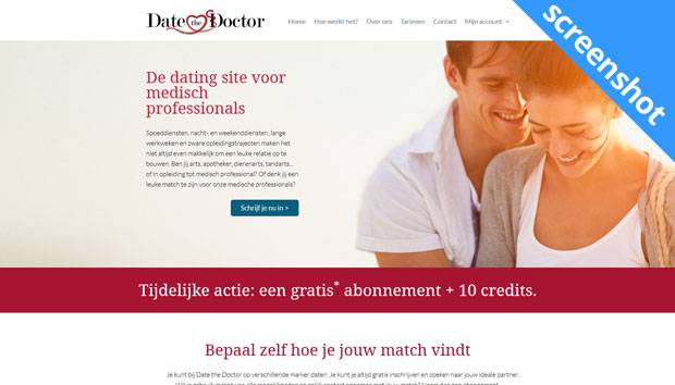 Date the Doctor screenshot