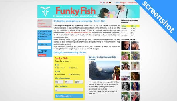 funkyfish screenshots