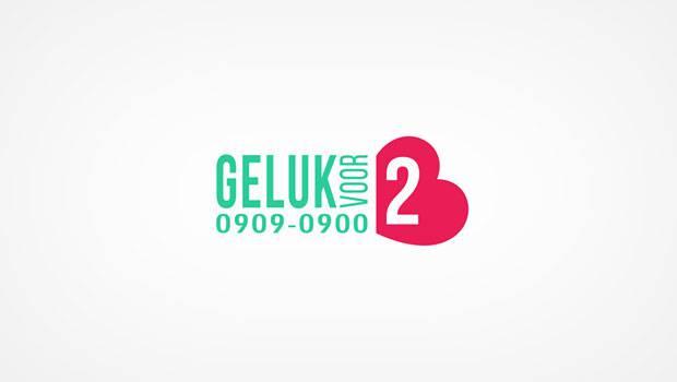 Geluk voor 2 logo