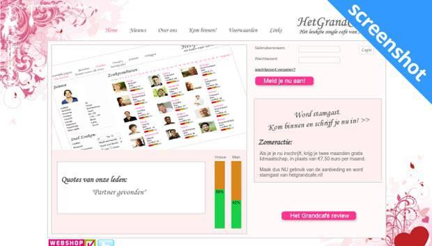 Het GrandCafé screenshot