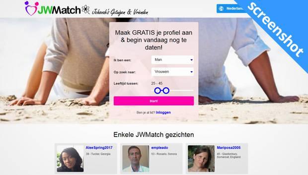 JWMatch screenshot