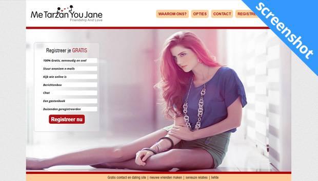 Me Tarzan you Jane screenshot