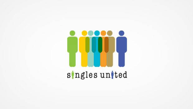 Singles United logo