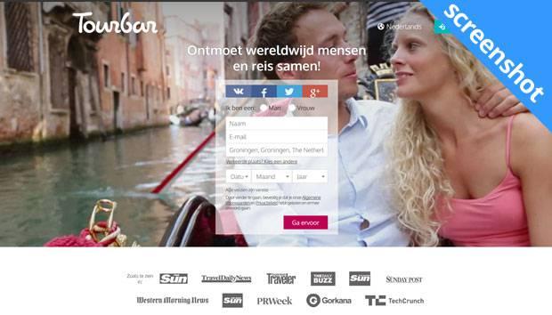 Tourbar screenshot
