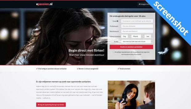 ePassion.nl screenshot