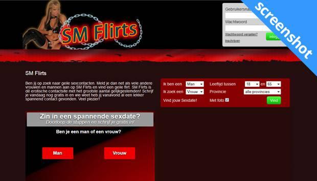 SM Flirts screenshot