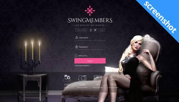 Swingmembers screenshot