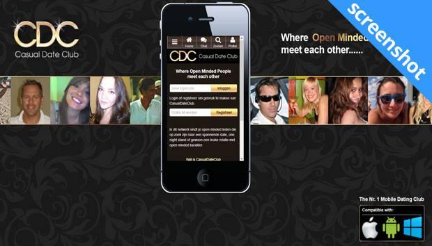 Casual Date Club screenshot