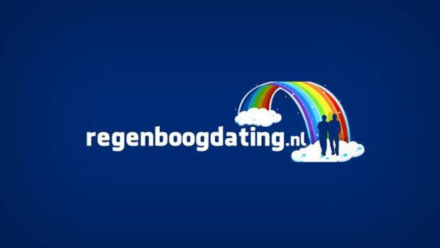 Regenboogdating logo