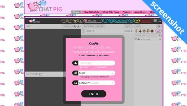 ChatPig screenshot