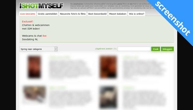IShotMyself screenshot