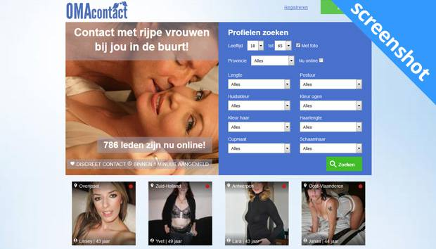 OmaContact screenshot