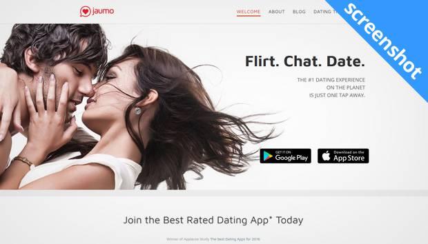 Jaumo screenshot