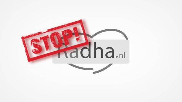 Radha.nl opzeggen
