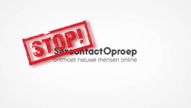 SexcontactOproep opzeggen