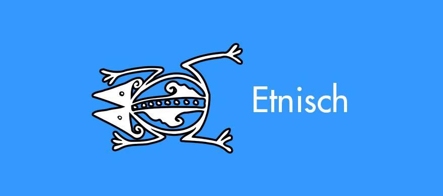 etnisch