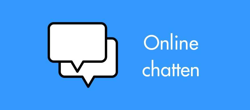 online chatten