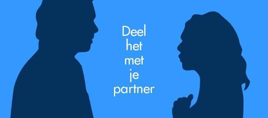 deel het met je partner