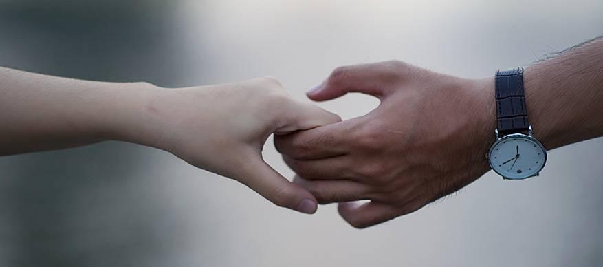 aanraken