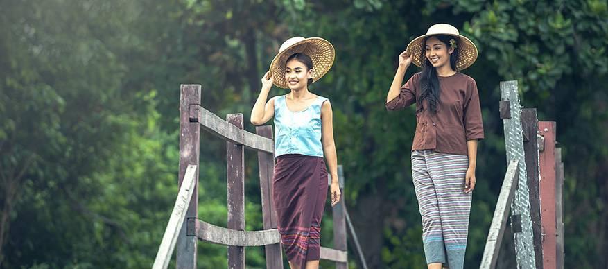 thailand vrouwen