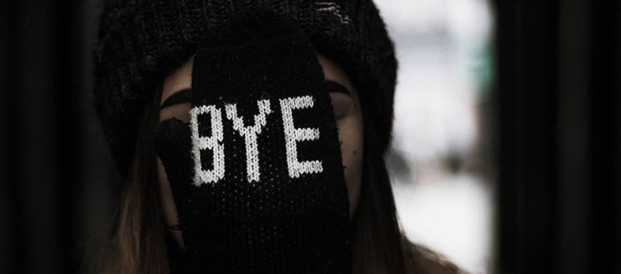 vaarwel bye